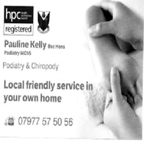 <p>Podiatry & Chiropody</p>